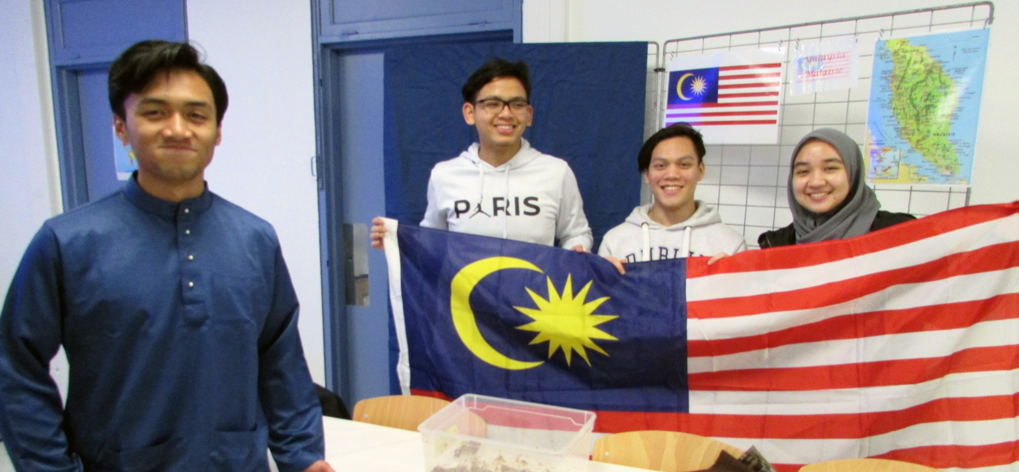Stand Malaisie