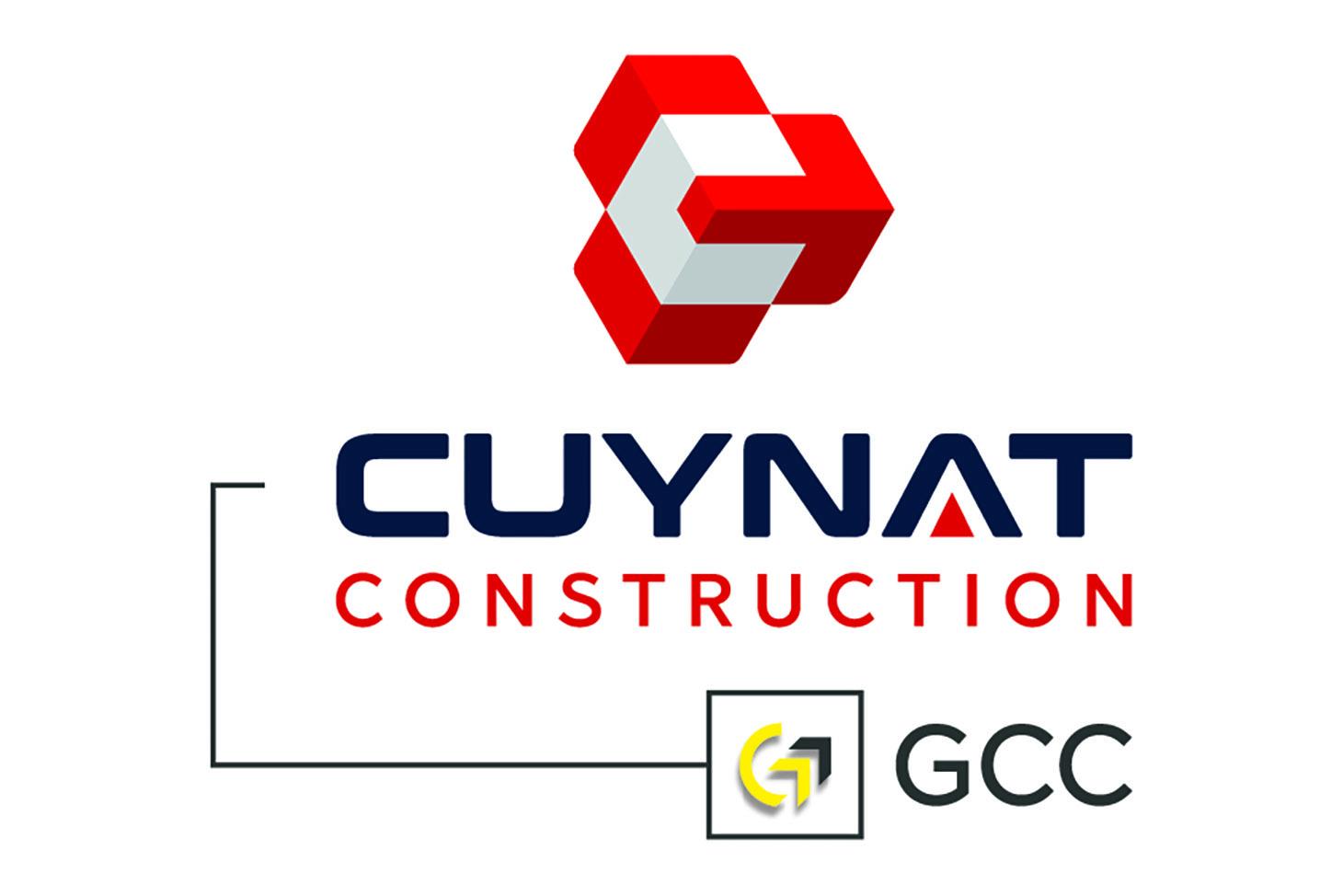 Site web Cuynat Construction